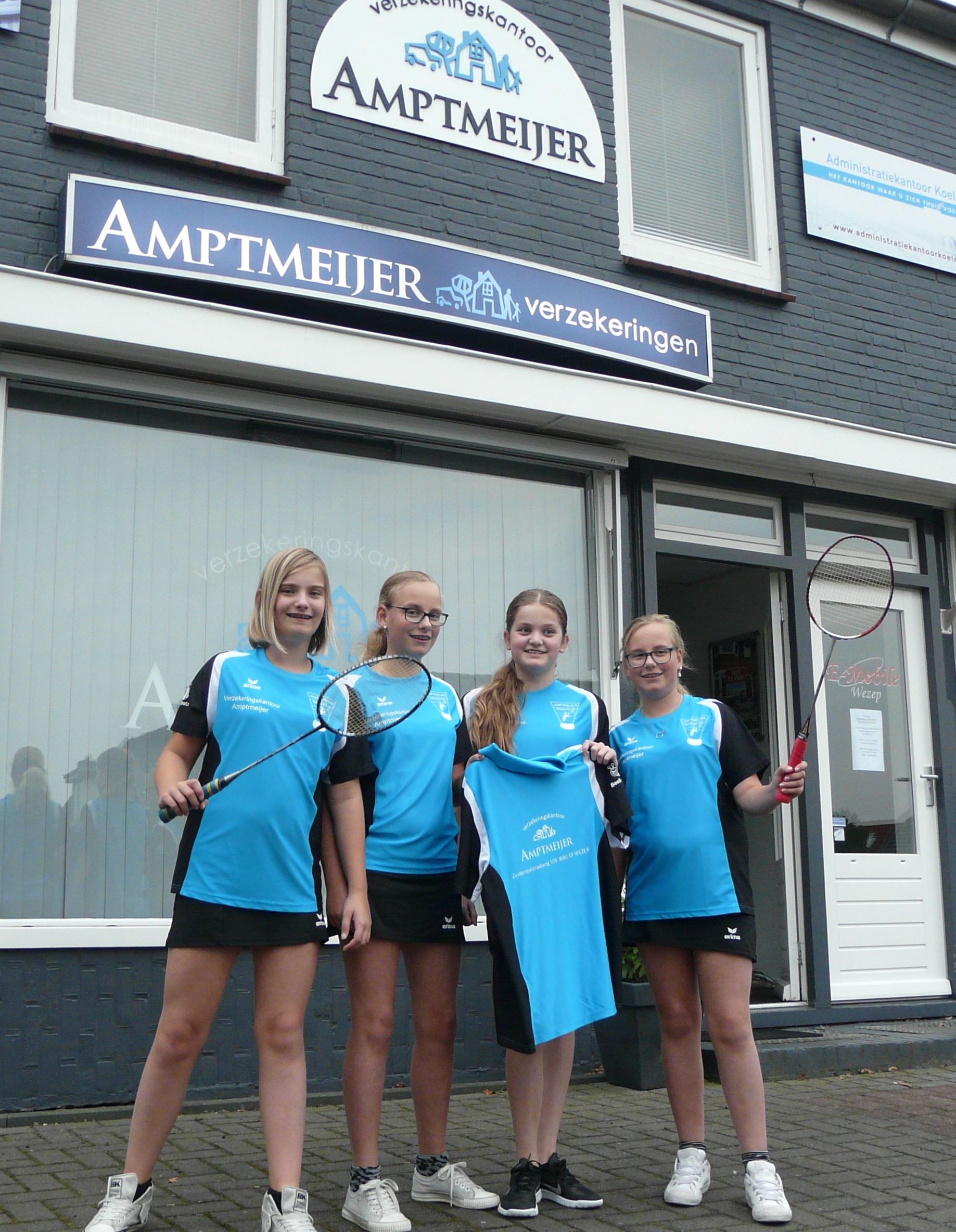 Competitie | Amtmeijer Badminton '80 Badminton Nederland Competitie