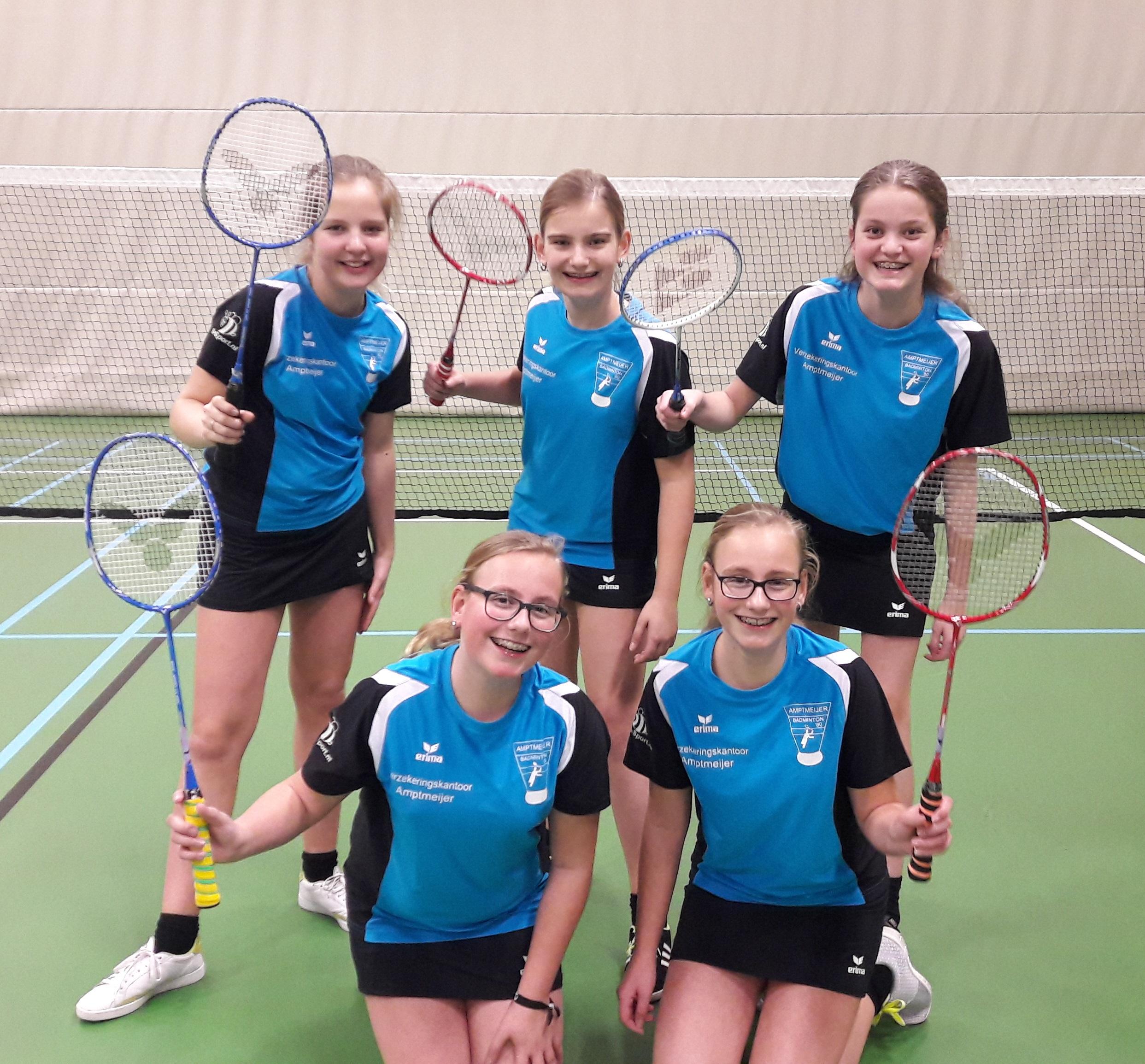 Competitie | Amptmeijer Badminton '80 Badminton Nederland Competitie